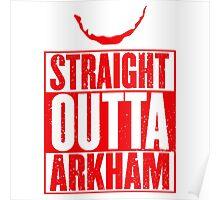 Arkham City Poster