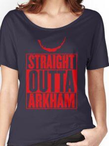Arkham City Women's Relaxed Fit T-Shirt