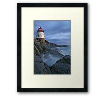 Castle Hill Lighthouse Framed Print