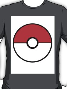 Simplistic Pokeball T-Shirt