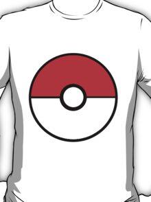 Simplistic Pokeball T-Shirt