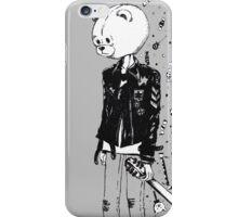 Rockin' the Raining Candy iPhone Case/Skin
