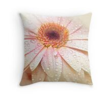 Pastel passion Throw Pillow