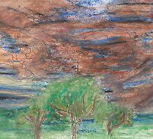 Exodus On A Virgin Horse by W. H. Dietrich