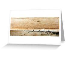 Lake Eyre Dawn II Greeting Card
