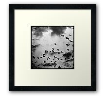 Doomsday (for black) Framed Print