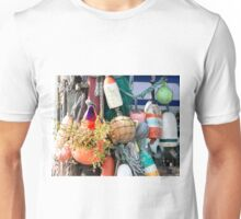 colorful floats Unisex T-Shirt