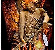 ~ Angel of Wrath ~ by Alexandra  Lexx