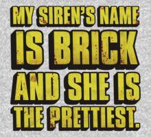 Brick Is Pretty Baby Tee
