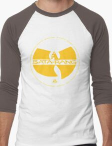 Batman Hiphop Style Men's Baseball ¾ T-Shirt