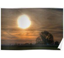 Where Sunsets Begin Poster