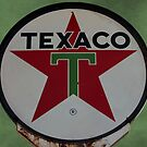 Texaco Star by Betty Northcutt