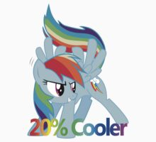 Rainbow Dash- 20% Cooler by WiiKitteh