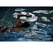 cooling off Photographic Print