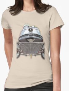 Austin 7 Womens Fitted T-Shirt