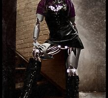 Cybergoth Photography 001 by Ian Sokoliwski