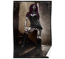 Cybergoth Photography 001 Poster