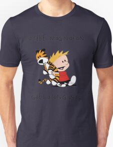 Calvin and Hobbes Little Imagine T-Shirt
