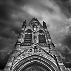 Gothic Facade by Smurfesque