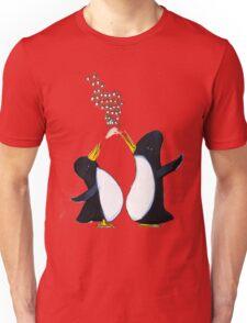 Penguins Chatter Unisex T-Shirt