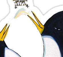 Penguins Chatter Sticker