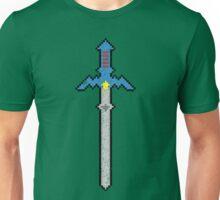 8-Bit Master Sword Unisex T-Shirt