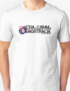Global Fatbike Day Australia 2015 T-Shirt