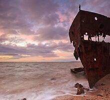 Before the tide by Mel Brackstone