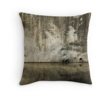 The Containment of Toowong Creek Throw Pillow