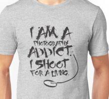 Photography Addict Unisex T-Shirt