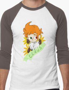 Claus - Mother 3 Men's Baseball ¾ T-Shirt