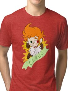 Claus - Mother 3 Tri-blend T-Shirt