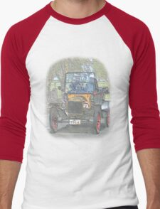 Ford Model T Men's Baseball ¾ T-Shirt