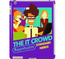 The It Crowd Nes game iPad Case/Skin
