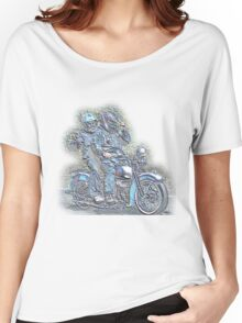 Harley Davidson WL Women's Relaxed Fit T-Shirt