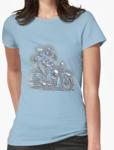 Harley Davidson WL Womens Fitted T-Shirt