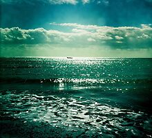 Lanzarote Seascape by Usman Ali