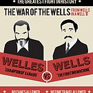 War of the wells by Stephen Wildish
