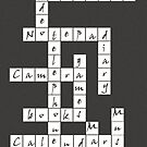 Crossword - iPhone Case by Bryan Freeman