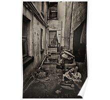 Desolation Alley Poster