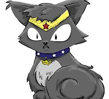 Wonder Kitty by TheGridler
