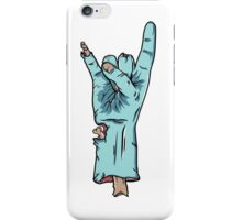 Zombie Love Hand Sign iPhone Case/Skin