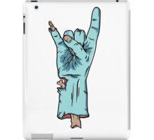 Zombie Love Hand Sign iPad Case/Skin