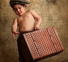 toddler Leaving Home by PhotoStock-Isra