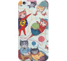 Playtime! iPhone Case/Skin