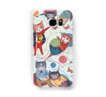 Playtime! Samsung Galaxy Case/Skin
