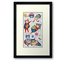 Playtime! Framed Print