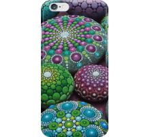 Mandala Stone Collection- Very Berry  iPhone Case/Skin