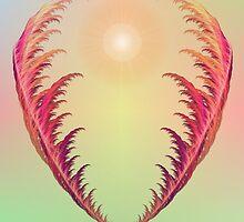 Fractal Valentine by Technohippy