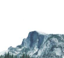 Yosemite Half Dome Sticker